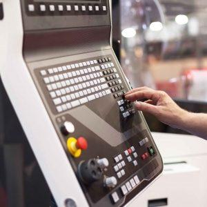 Máquina de programación industrial